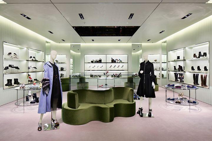 Prada - Flagship Store - by Roberto Baciocchi - Osaka – Japan