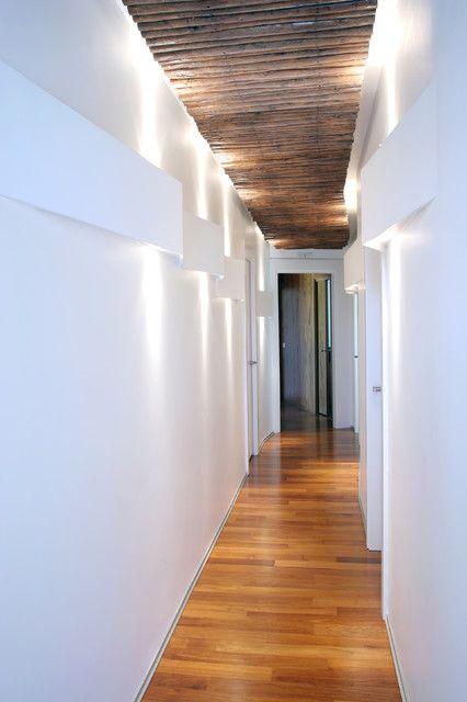 Image result for corridoi lunghi e stretti