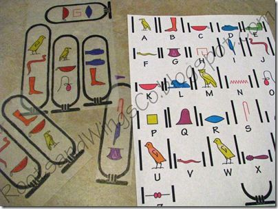 Indiana Jones Hieroglyphics @Kaya Chwals, remember when you used to take notes in Hieroglyphics in 6th grade?