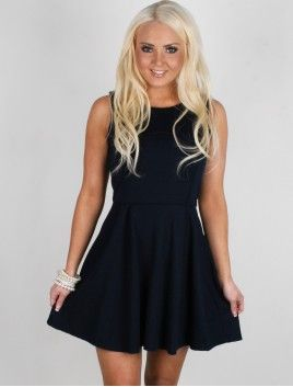 Cute Affordable Clothes For Teens plain black dress for teens