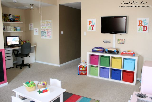 Tips & Tutorials to Create a Budget Friendly DIY Play Room