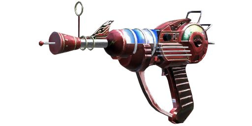 CoD BOII Ray Gun.
