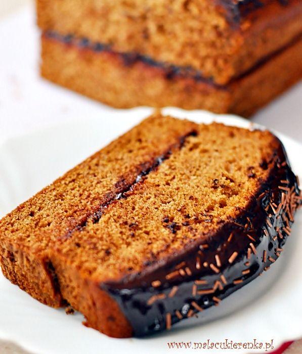 Piernik - Polish Honey Spice Cake like Gingerbread