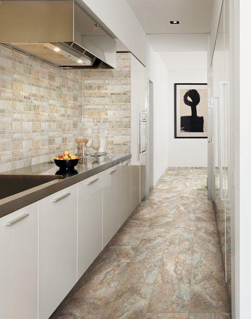 Cerdomus #Forge Walnut 16,5x16,5 cm 54867 #Feinsteinzeug #Marmor - fliesen für die küche