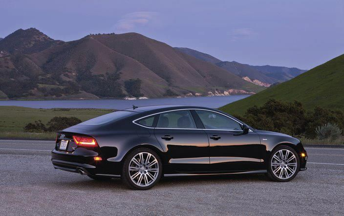 also a car to have audi 7