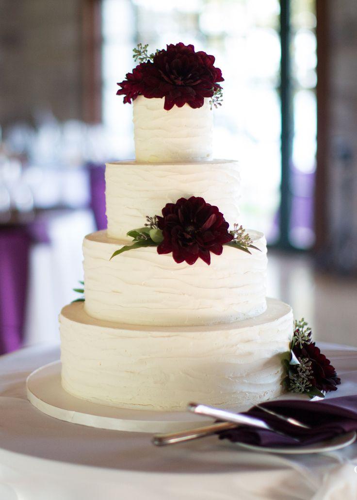 Textured Wedding Cake Photos