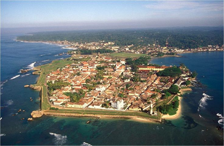Galle (Sinhala: ගාල්ල;Tamil: காலி) is a major city in Sri Lanka, situated on the southwestern tip of Sri Lanka, 119 km from Colombo. Galle is the administrative capital of Southern Province, Sri Lanka and is the district capital of Galle District.Galle was known as Gimhathiththa (although Ibn Batuta in the 14th century refers to it as Qali[1]) before the arrival of the Portuguese in the 16th century,