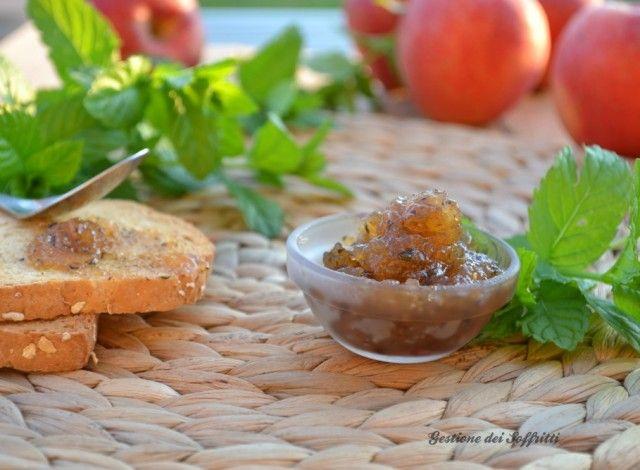 Denny Chef Blog: Confettura di mele e menta