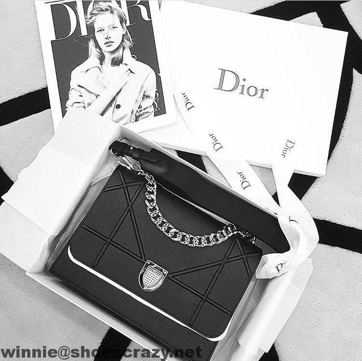 Dior Diorama Satchel Bag