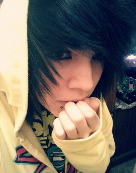 emo boys | adorable emo boy on Tumblr