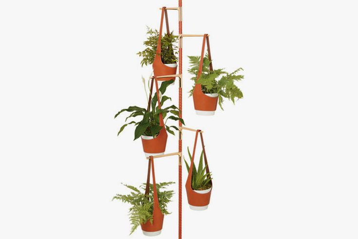 Luxury Planter Accessories - The Louis Vuitton Totem Floral by Damien Langlois-Meurinne is Chic