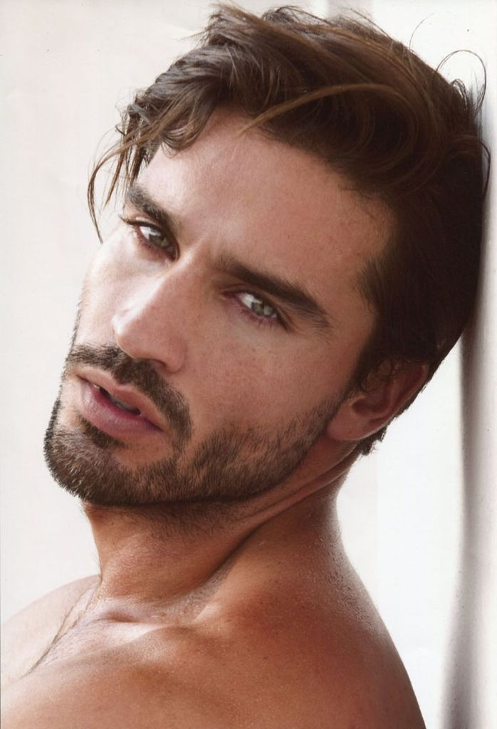 Did I mention Andy is Italian? He loves cooking, working out, playing his guitar, singing and downhill skiing! My perfect man.