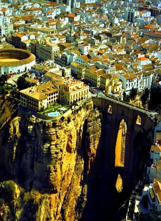 SPAIN / ANDALUSIA / Places, towns and villages of Andalusia - Ronda (Málaga). Ronda, Malaga, Spain.