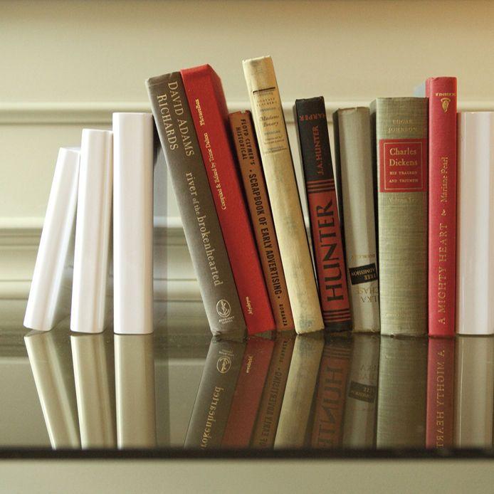 7 Modern Bookend Designs | Dwell