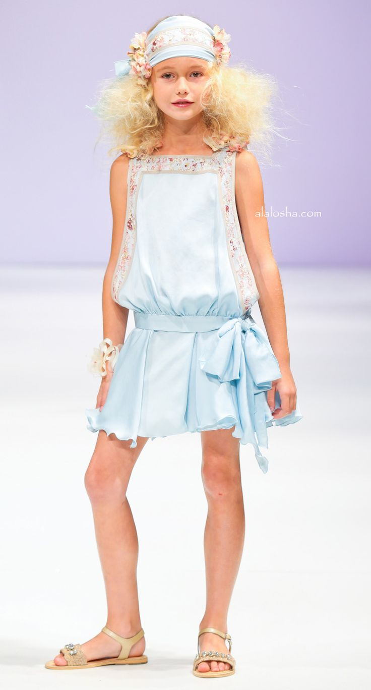 Alalosha Vogue Enfants Child Model Of The Day Lёlya: ALALOSHA: VOGUE ENFANTS: BARCAROLA SS14 FIMI FASHION SHOW