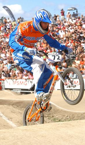 BMX Gear Worn by Olympic Riders: BMX Gear and Protective Equipment