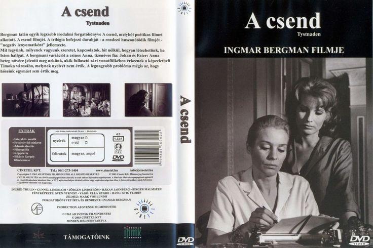 fekete-fehér, magyarul beszélő, svéd filmdráma, 92 perc, 1963