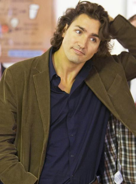 Justin Trudeau. Yes, ladies of the world, this is our new Prime Minister.