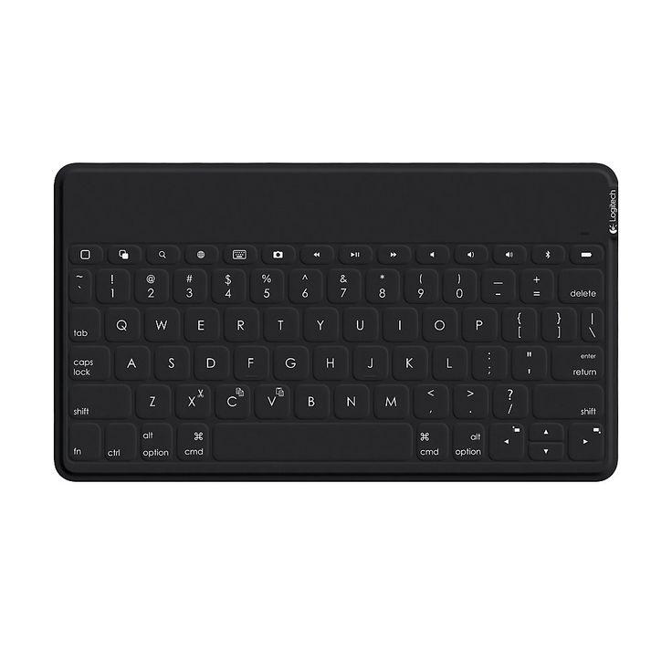 Logitech Keys-To-Go Bluetooth Tastatur schwarz iOS
