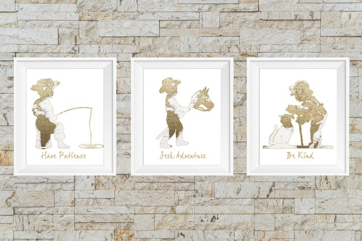 A personal favorite from my Etsy shop https://www.etsy.com/listing/533986030/boys-room-or-nursery-decor-print-set