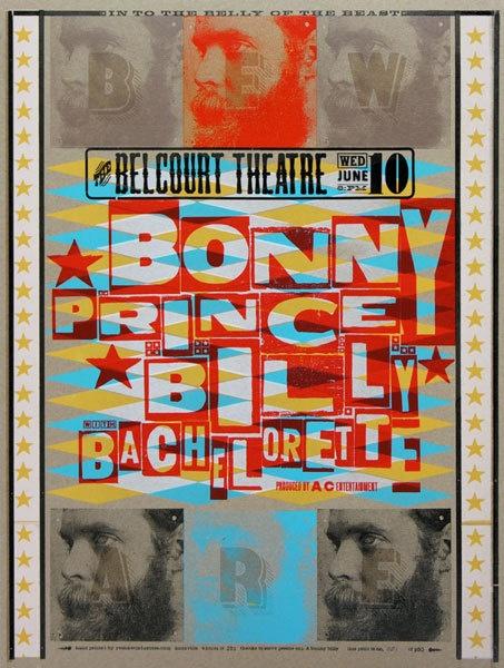 GigPosters.com - Bonnie Prince Billy