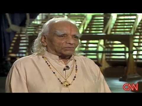 Watch the CNN Interview with B.K.S. Iyengar part 1 - Video Kommunikation http://www.streamlife.biz/vpUN224