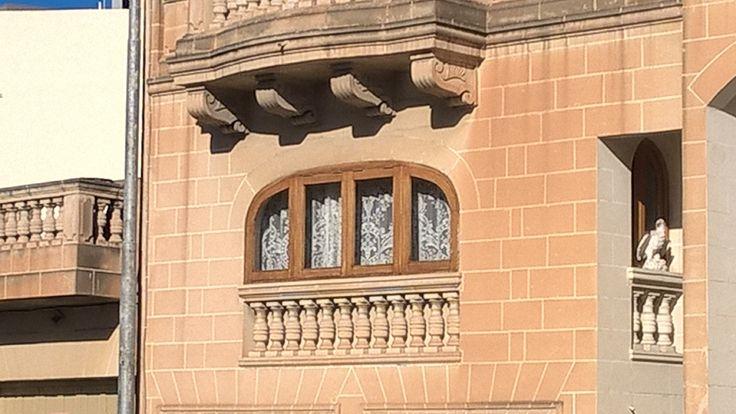 Windows in Malta