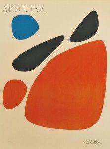 Alexander Calder - Skinner Auctioneers