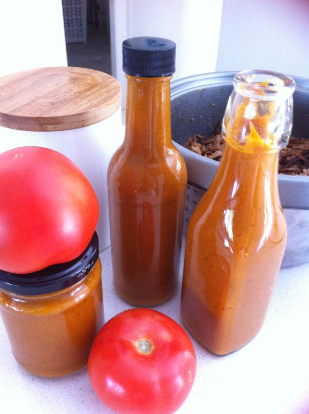 Great for gifting! Thermomix #BBQ Sauce from Clever Cook