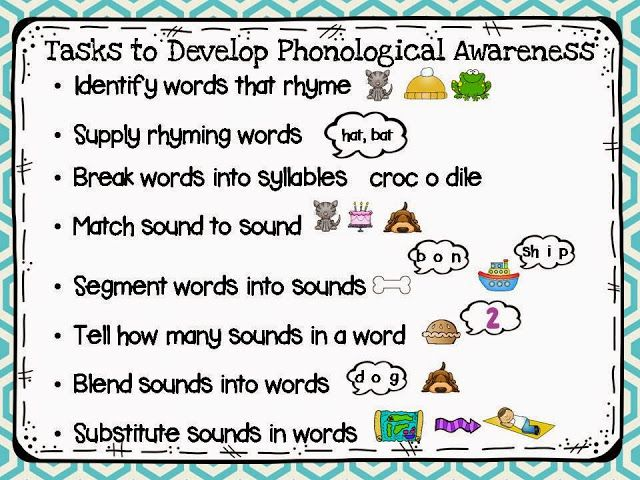 17 Best images about Phonological Awareness on Pinterest