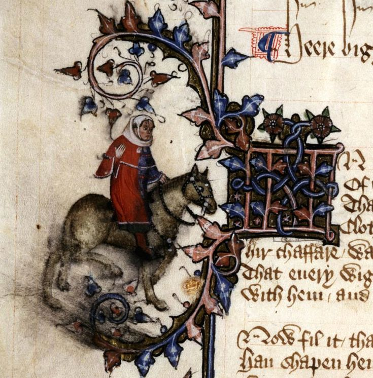 The Man of Law's Tale from The Canterbury Tales by Geoffrey Chaucer (Northumberland).