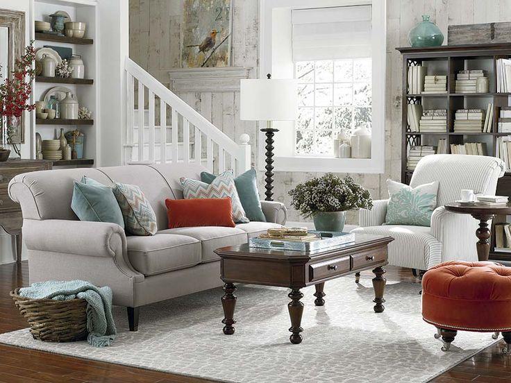 Marvelous Sofa By Bassett Furniture