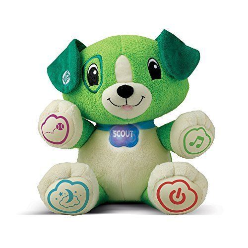 Baby Clever Puppy My Pal Scout Interactive Toys Learning For Childs Fun Gift NEW #LeapFrog