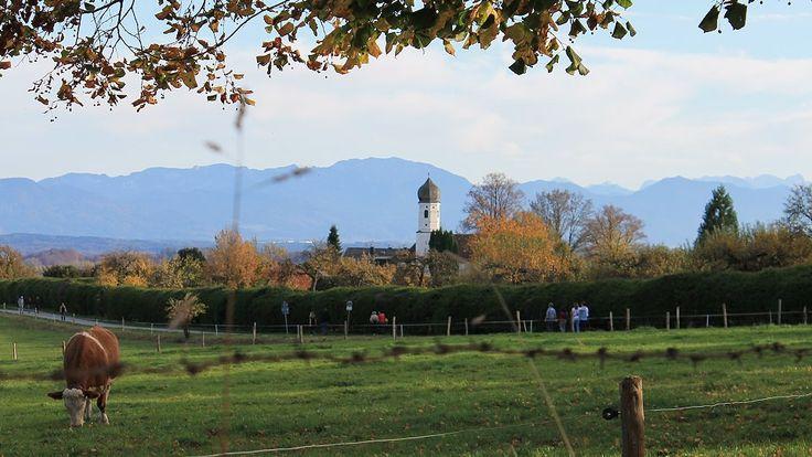 Starnberger See: Fahrrad-Tour zur Ilkahöhe