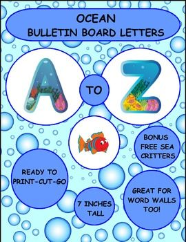 bulletin board letters bulletin board letters and word wall letters 1108