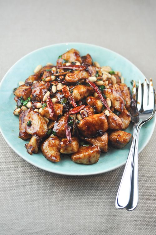 141 best food singapore malaysia images on pinterest kung pao chicken recipe from rasa malaysia plus how to make chicken breasts super tender ever notice how chinese food chicken can be as tender as a forumfinder Images