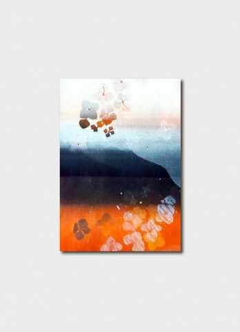 Jo Hollier - Haiku Series V, small card 90 x 130mm