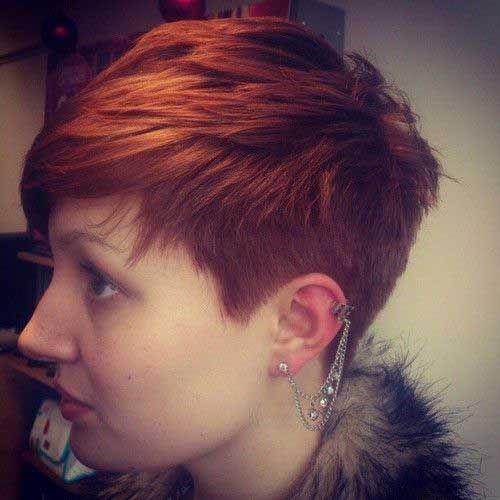 20 Short Hair Hairstyles   Short Hairstyles 2016 - 2017   Most ...