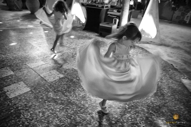 Little Bridesmaids. More of my wedding photography is at http://www.yannislarios.com