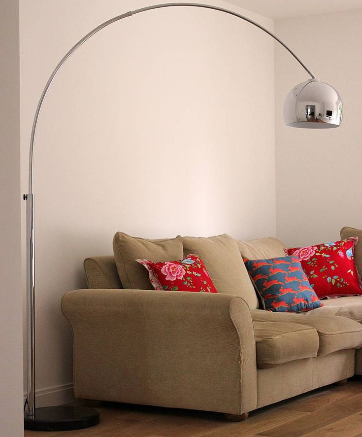 Are you interested in our Funky arc lamp for your home? With our chrome arc lamp you need look no further.
