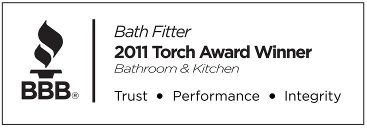 Bathroom renovations in Vancouver Island from BATH FITTER, serving British Columbia customers in Victoria, Duncan, Parksville, and beyond