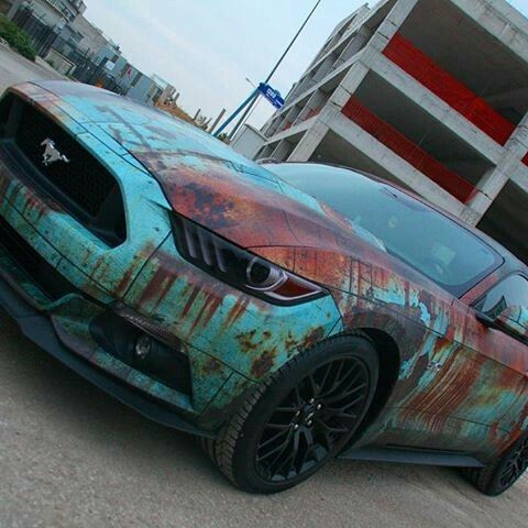 28 Best Images About Rusted Cars Wrap On Pinterest