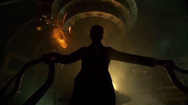Guess who? Watch the first teaser trailer for Doctor Who series 8