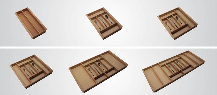 Leverancier van houten laden - Toelevering naar keuken, jacht en interieurbouw - Levering in Nederland en         Belgie