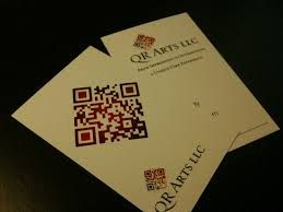 great qrcode business cards - Google Search
