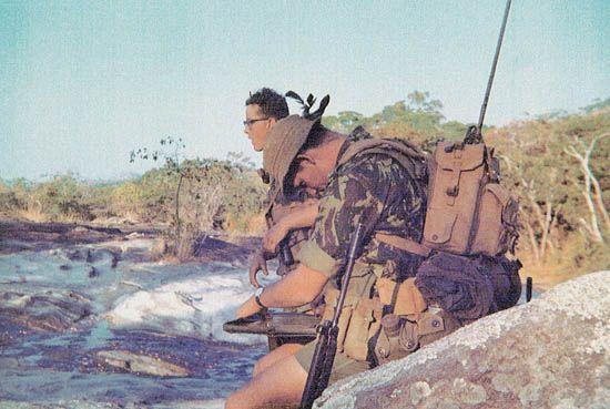 Rhodesian SAS C squadron