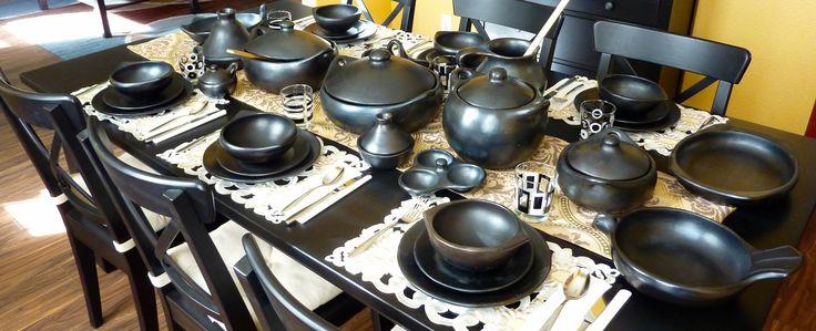 La Chamba cookware.
