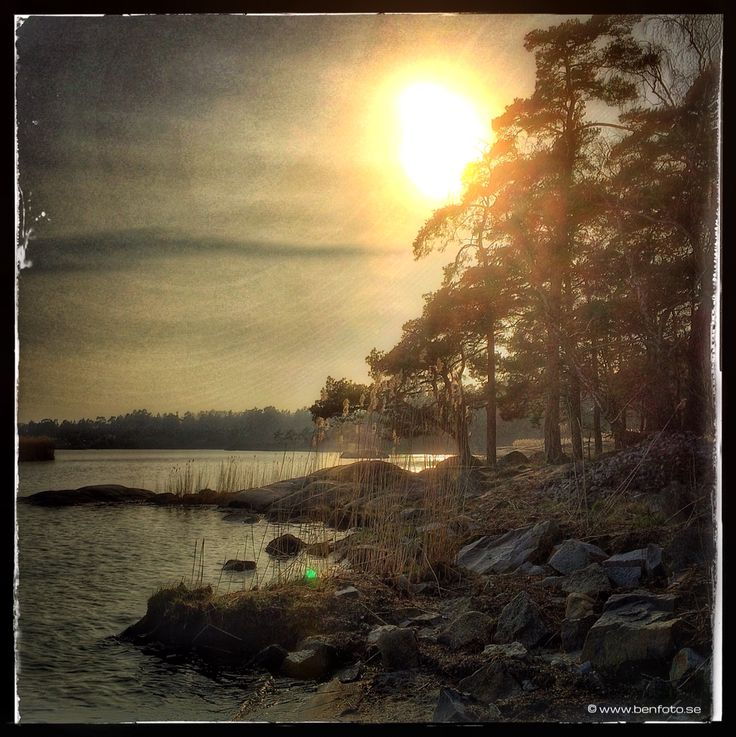 Nybergs vik Elleholm havsbad.