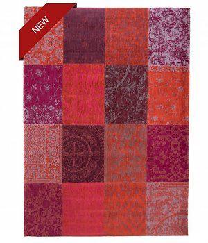 Vintage Patchwork - Spicy 8371 - Louis De Poortere Store