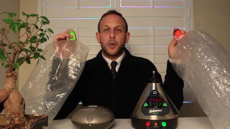 Best Desktops Vapes for 2017 - Herbalizer vs Volcano